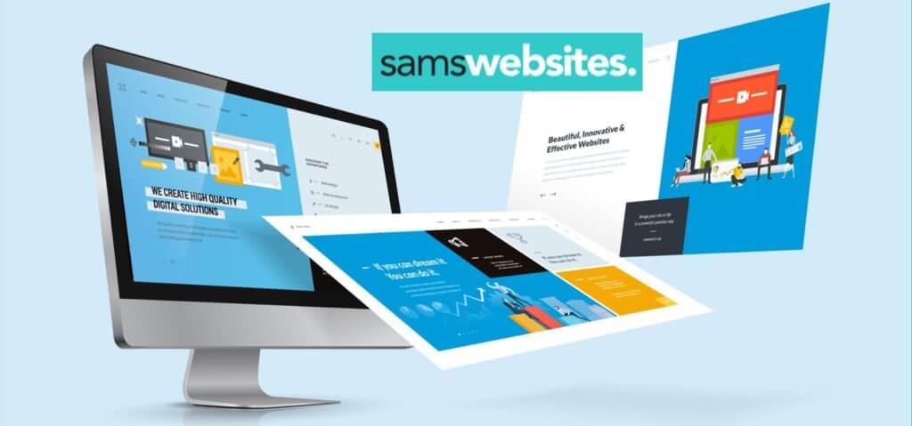 Sam's Website